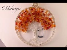 Advanced wire tree of life - YouTube