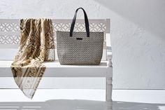 Etole H21, Sac en paille BECKSÖNDERGAARD Parfait, Tote Bag, Bags, Fashion, Shoe, Accessories, Handbags, Moda, Fashion Styles