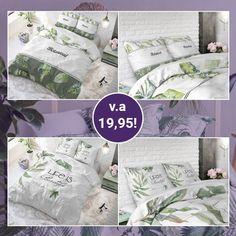 Deze populaire katoenen dekbedovertrekken zijn weer terug in voorraad! Best Sellers, Comforters, Blanket, Home, Creature Comforts, Quilts, Ad Home, Blankets, Homes