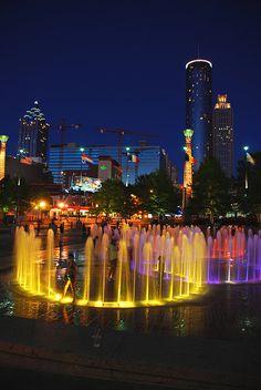Centennial Park by aldo c zavala, via Flickr