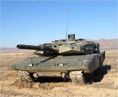 Leopard 2 NG Turkish A.F.