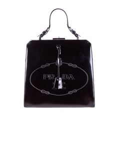 Prada Black Bag. (TheRealReal.com)