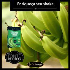 Enriqueça seu shake com Biomassa de Banana Verde La Pianezza, que é fonte de fibras que podem contribuir para a melhora da saúde do intestino e para a absorção de nutrientes! Compre online e receba em casa!