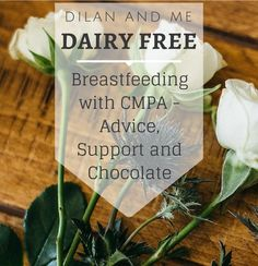 Everything you need to know about breastfeeding with CMPA including FAQs, dairy free recipes, resources and the important dairy and soya free treats list
