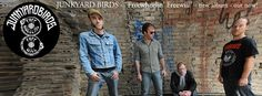 "JUNKYARD BIRDS new album ""Freewheelin' Freewill"" by Kokosnoot, via Flickr"