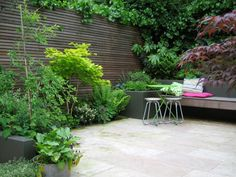 Courtyard, Kate Monckton Design