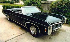 69 Impala. Bad Ass.