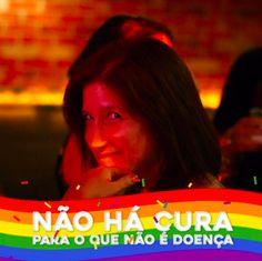 """Usando filtros e com mensagens de respeito à diversidade, as pessoas estão se opondo à liminar desta segunda-feira (18) que abriu espaço para tratamentos de """"cura gay""""."""