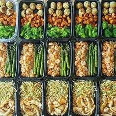 Out of ideas? Scroll through Instagram and get inspired. | 7 Easy Ways To Master Meal Prep
