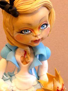 La prima delle mie killer dolls!