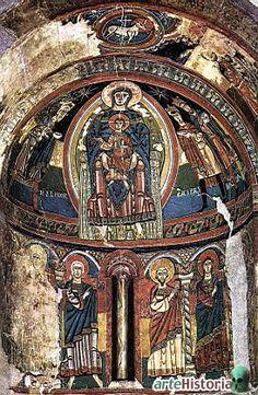 Iglesia de Santa María de Taüll. Maiestas Mariae        http://whc.unesco.org/en/list/988