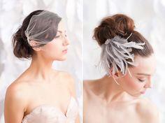 Bridal Accessories From Tessa Kim