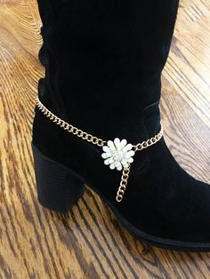 41 Best Boot Anklets images | Boots, Boot jewelry, Boot bracelet