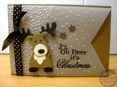 Martina's kaartjes : Elke donderdag een kerstkaart : 52 weeks to christmas