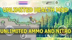 Mini Militia Health Hack