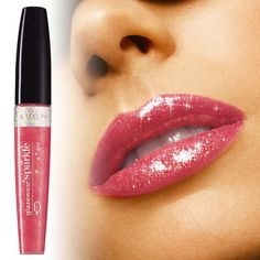 """Glazewear Sparkle Lip Gloss in """"Rave""""... I just ordered this and 3 other colors! This lip gloss is so inexpensive but as good as or maybe better than most top of the line lip glosses! Love them!"""