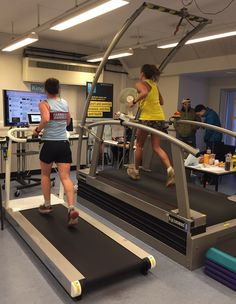"Susie was tweeted by British marathon world record holder Paula Radcliffe, who said: ""I've never watched someone run on a treadmill on my computer until now - @Susie__Chan you got me!"" http://www.kingston.ac.uk/news/article/1609/30-jan-2016-ultra-runner-susie-chan-sets-new-12hour-treadmill-world-record-at-kingston-university/"