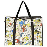 Snoopy sn3587/2WEB bolsa de course plástico, 60x 20x 45cm, talla XL