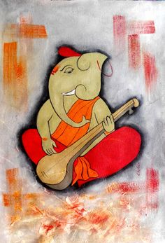 """Kapila"" Paintings Series of Lord Ganesha by Artist Chetan Katigar has just been added on colourentice.com http://colourentice.com/Chetan-Katigar.php For any further details please call us at +91 9920042242 or write to us at live@colourentice.com, we are happy to assist you. ‪#‎Art‬ ‪#‎Paintings‬ ‪#‎Religious‬ ‪#‎Ganesha‬"