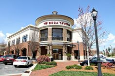 Cary, NC - Tribeca Tavern is a great family restaurant with casual dining serving up the area's best burgers, Sunday brunch, and craft beers, all with a local flare.