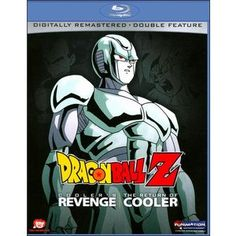 DragonBall Z: Movie 5 And 6 (Blu-ray) (Widescreen)