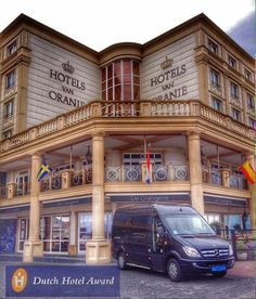 Dutch Hotel Award 2015 gewonnen door onze opdrachtgever @HotelsVanOranje. Geweldige prestatie! Wij zijn trotse vervoerders.