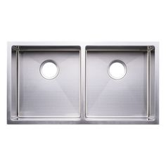 Merveilleux Crafted From 16 Gauge Scratch Resistant Commercial Grade 304 Stainless Steel,  Premium