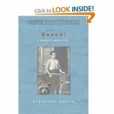 Sterling North takes us on a nostalgic journey back to his childhood and has an marvelous story of a pre-adolescent boy and his year-long adventure raising an orphaned racoon. http://www.amazon.com/dp/0142402524/ref=nosim?tag=x8-20