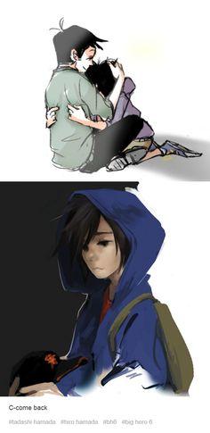 Tadashi & Hiro x'(