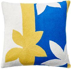 pillowsSunsetyellow/cream/marine