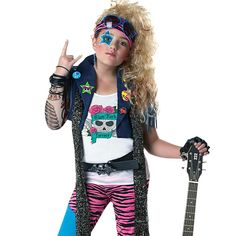 Girls' Costumes for sale American Indian Costume, Native American Costumes, Indian Costumes, American Indians, Rock And Roll Dresses, Rock And Roll Girl, Dress Up Day, Girls Dress Up, Costumes For Sale