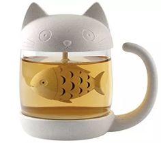 Kit-Tea Cat Tea Infuser