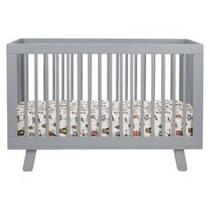 Babyletto Hudson 3-in-1 Convertible Crib with Toddler Rail $380 Target