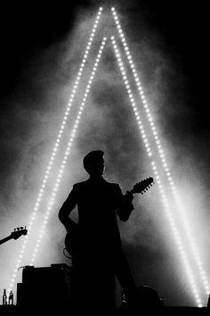 Alex from Arctic Monkeys.