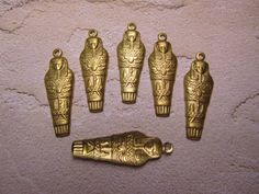 Sarcophagus Egyptian Mummy Brass Jewelry by Charms4Design on Etsy (Craft Supplies & Tools, Jewelry & Beading Supplies, Charms, Sarcophagus, Egyptian Mummy, mummy supplies, egyptian supplies, earring supplies, bracelet supplies, necklace supplies, jewelry supplies, jewellery supplies, halloween supplies, casket supplies, coffin supplies, Charms4Design)