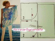 Cartamodelli gratis - I Love Artigianato