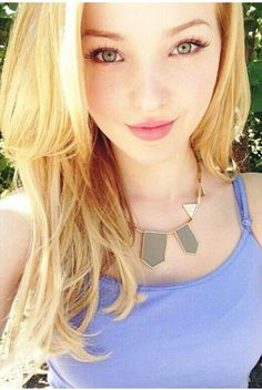 To @DoveLivCameron you are awesome! I love your show Liv and Maddie! And you are defiantly the real Dove Cameron!