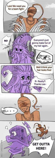 Lee Sin troll......HAHAHAHAHA