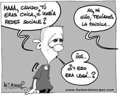 Redes sociales versus Pandillas, by Morgan
