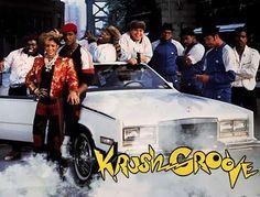 Krush Groove-The ultimate vanity '80s Hip Hop music flick!