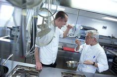 Koos van Noort en Marco Coppens Proeven proeven proeven!!