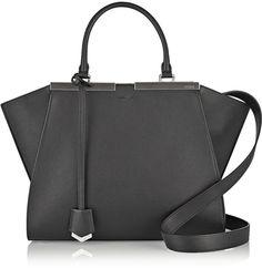 Fendi 3Jours medium leather tote