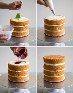 Surprise Bloody Cake