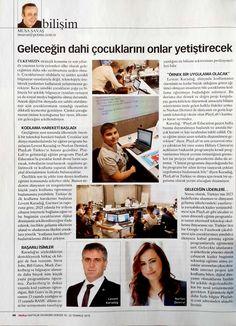 Para Dergisi | PlayLab  Para Dergisi'nde Musa Savaş, köşesinde PlayLab Türkiye'yi yazdı