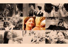 serena and blair gossip girl | Serena & Blair