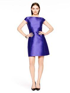 backless mini dress by kate spade new york