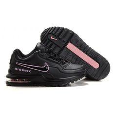 huge discount 927e0 88bc6 Enfant Nike Air Max LTD Noir Rose88,98€ Nike Air Max Ltd,