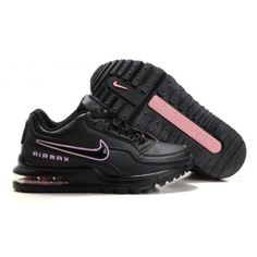 huge discount 2433b 19cd0 Enfant Nike Air Max LTD Noir Rose88,98€ Nike Air Max Ltd,