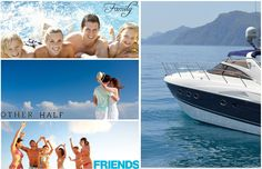 Choose to spend your holiday with the ones you love. Share with them the amazing landscape of the Amalfi Coast, Capri Island, Gulf of Naples and Sorrento Peninsula!  Web Site: www.amalfisails.com E-Mail: info@amalfisails.it