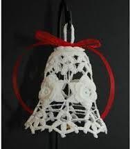 Risultati immagini per schemy na háčkované zvonečky